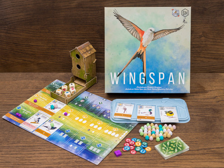 Juego De Mesa Pajaros Wingspan