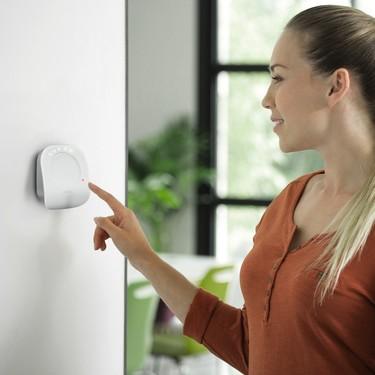 Diseño elegante y confort personalizado, las grandes apuestas del nuevo termostato conectado de Somfy