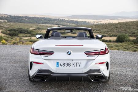 BMW M850i Cabrio trasera