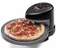 Pizzaz, horno rotatorio para pizzas