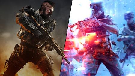 Battlefield V o Black Ops 4: ¿y tú de cuál eres?