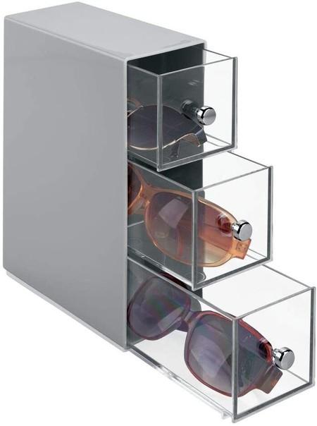 Organizador de gafas de sol