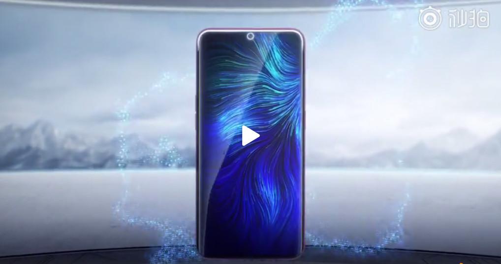 El nuevo OPPO con cámara bajo la pantalla se deja ver en un vídeo antes de su presentación