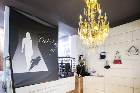 Défilé café: moda, gastronomía y decoración se dan la mano en este original espacio