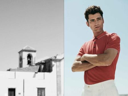 Massimo Dutti Sartorial Relajado Verano Sean Opry Model 7