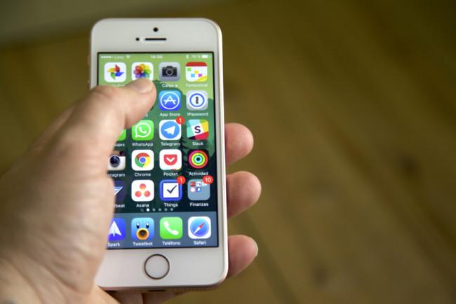Iphone Se Review Tamano En Mano