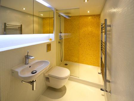 baño loft camden
