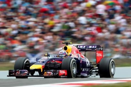 Red Bull, los primeros del resto