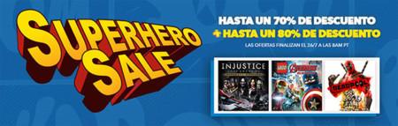 Llegan las Súper ofertas, los juegos de súper héroes tienen descuento en la PlayStation Store
