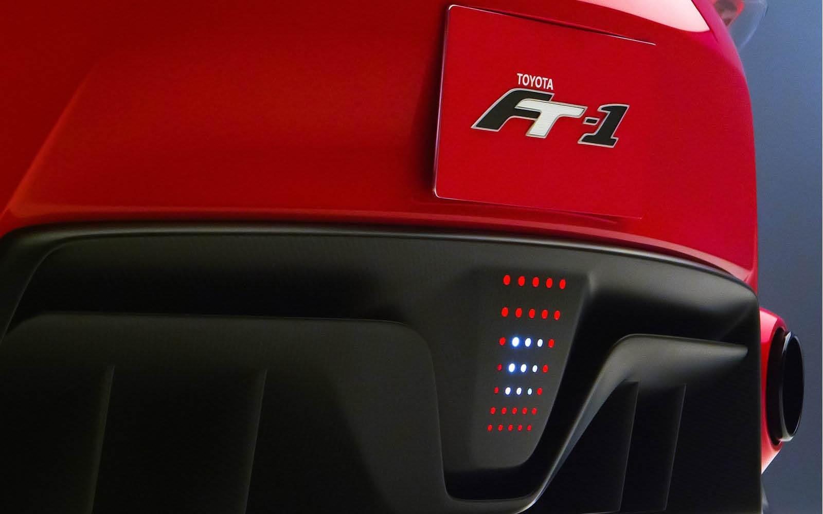 Foto de Toyota FT-1 Concept (30/31)
