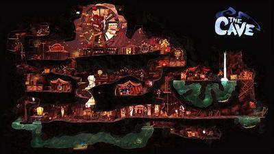 Este jueves viene cargadito en Nintendo eShop con 'The Cave', entre otros