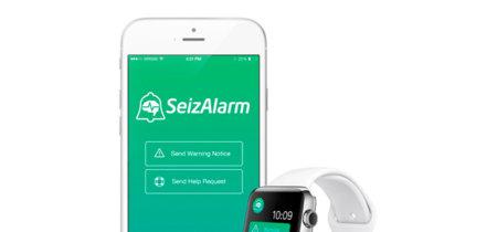 SeizAlarm, la aplicación que promete ayudar en caso de algún trastorno convulsivo