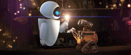 'Wall-E', directo al corazón
