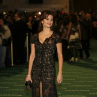 Penélope Cruz de Versace Premios Goya 2009