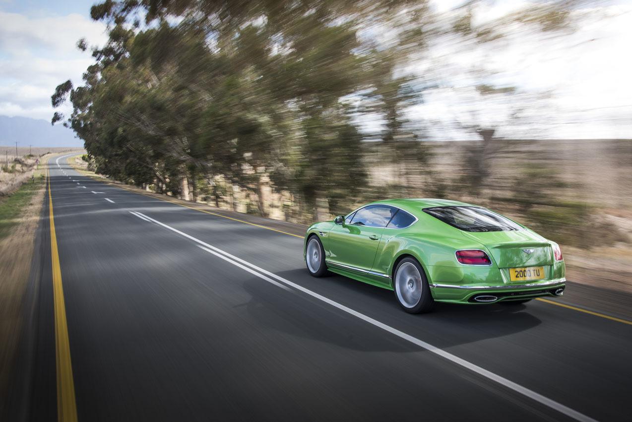 Foto de Bentley Continental 2015 (16/27)