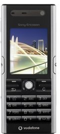 V600i, más de lo mismo en la mano de Sony-Ericsson