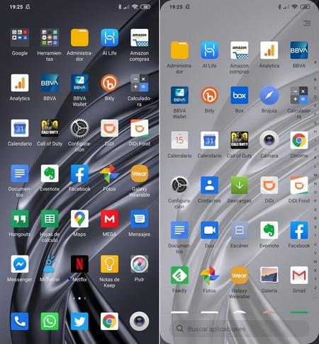 Como Mostrar Cajon Apps Xiaomi