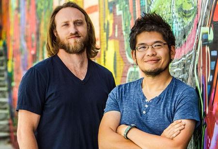 Chad Hurley y Steve Che creadores de Mixbit