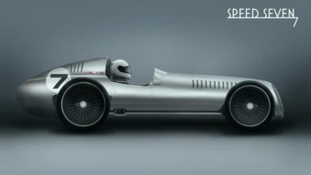 Khan Speed 7, el racer que querrás llevar a la pista y al trabajo