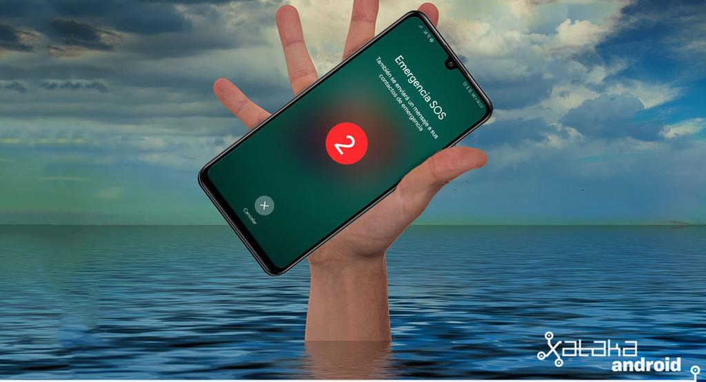 hinzufügen der informationen in notfällen auf ein handy Huawei