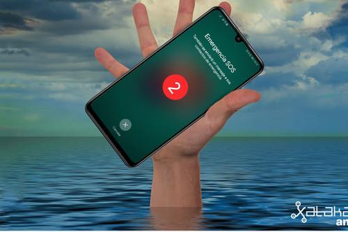 Cómo añadir la información de emergencia en un móvil Huawei
