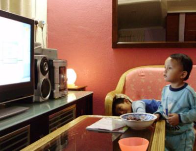 La publicidad en televisión y la obesidad infantil