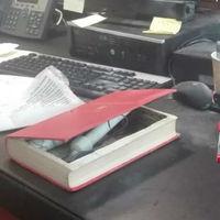 Un libro bomba estalló en el Senado en México, y no es la primera vez que detona un artefacto explosivo en el país