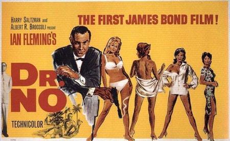 'Agente 007 contra el Dr. No', la primera misión de James Bond