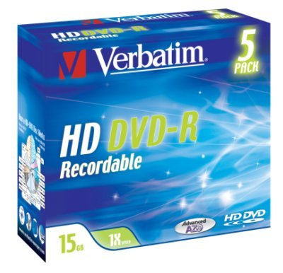 Especial HD: especificaciones del HD-DVD