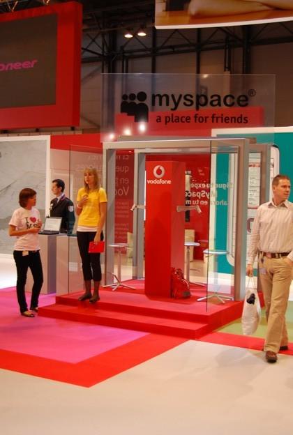 Vodafone MySpace