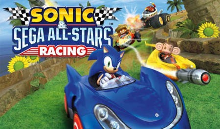 Sonic & SEGA All-Stars Racing llega a Android