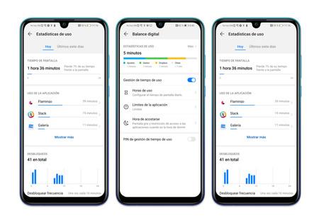 Huawei P Smart 2019 Tiempo De