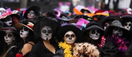 Dia De Los Muertos Mexico 0
