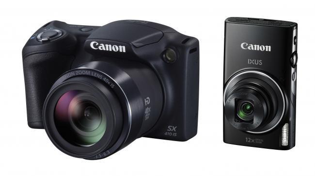 Canon IXUS 275 HS y PowerShot SX410 IS: Canon renueva sus cámaras para iniciados