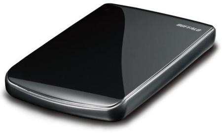 Buffalo MiniStation Cobalt con USB 3.0 y de pequeñas dimensiones