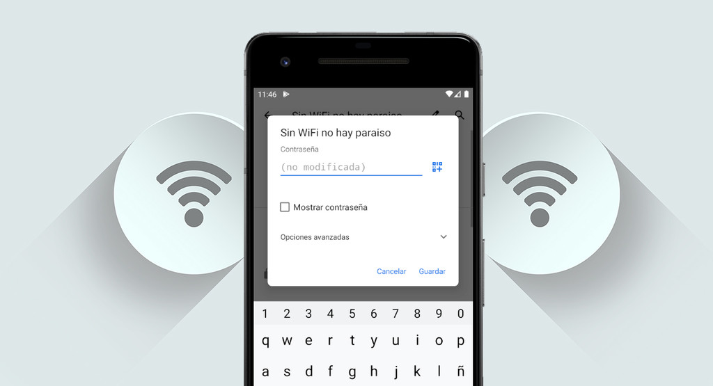 How to view your Wi-fi passwords stored on Android without root
