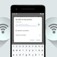 Cómo ver las contraseñas Wi-Fi almacenadas en Android sin root