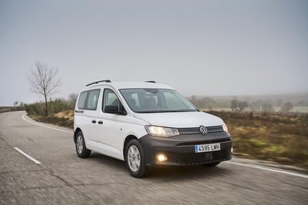 Volkswagen Caddy 2021 Prueba Contacto 087