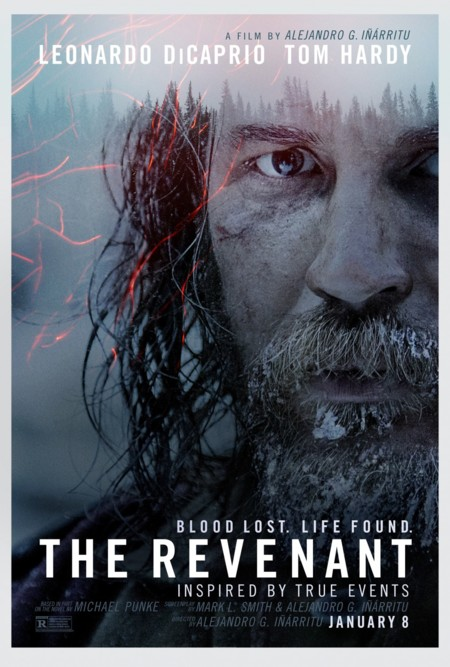 El Renacido The Revenant Poster Tom Hardy