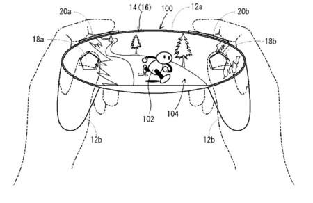 Patente mando NX
