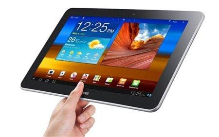 La Justicia da la razón a Apple y bloquea la venta de Samsung Galaxy Tab 10.1 en Australia