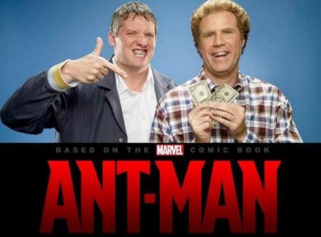 Adam McKay se queda con 'Ant-Man' tras la marcha de Edgar Wright