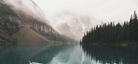 Las espectaculares Montañas Rocosas a través de la lente de Davey Gravy