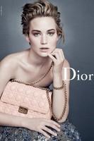 Jennifer Lawrence divinérrima de la muerte para Dior... una vez más