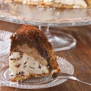 Zuccotto helado, receta del postre italiano más espectacular (que no cuesta nada hacer)