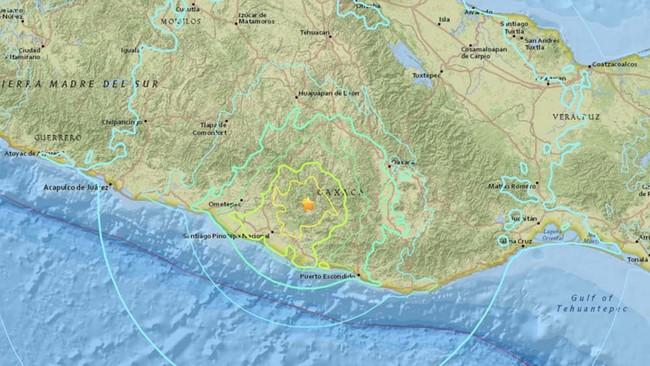 Un nuevo sismo en México: lo que sabemos sobre su magnitud y epicentro