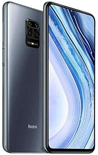 Xiaomi Redmi Note 9S de oferta por Black Friday en México