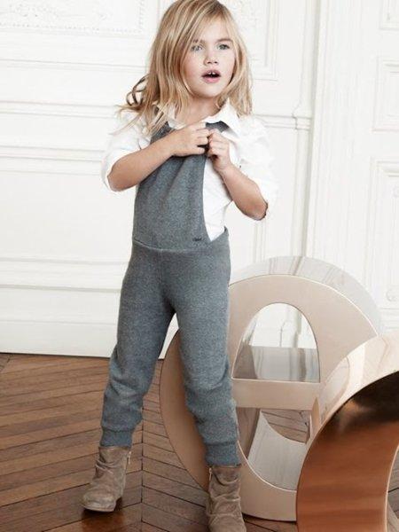 Especial moda infantil: niños a la última