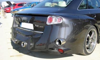 Audi A6 cruelmente tuneado