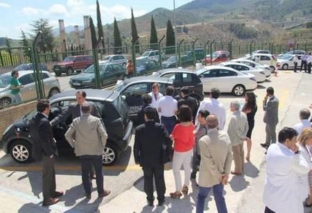 El Hospital de Alcoy realizará las visitas domiciliarias con vehículos eléctricos